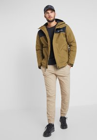 Columbia - HORIZON EXPLORER - Veste d'hiver - olive brown/black - 1