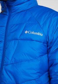 Columbia - TOLT TRACK INTERCHANGE JACKET 2-IN-1 - Outdoorová bunda - collegiate navy - 5