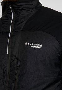 Columbia - CALDORADO INSULATED JACKET - Löparjacka - black - 7