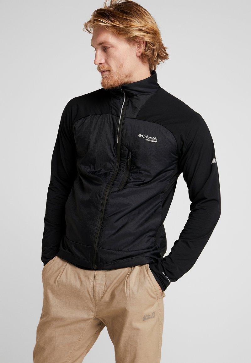 Columbia - CALDORADO INSULATED JACKET - Sports jacket - black