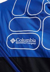 Columbia - SIDELINE - Winterjas - azul/black - 6