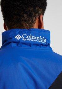 Columbia - SIDELINE - Winterjas - azul/black - 4