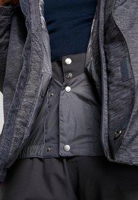 Columbia - RIDE ON JACKET - Ski jas - graphite heather - 7