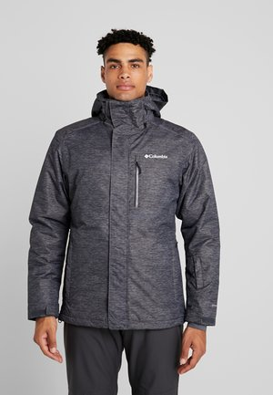 RIDE ON JACKET - Ski jas - graphite heather