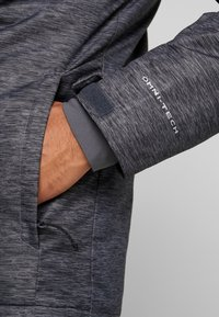 Columbia - RIDE ON JACKET - Ski jas - graphite heather - 6