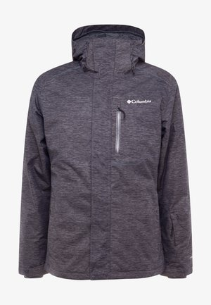RIDE ON JACKET - Veste de ski - graphite heather