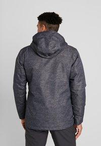 Columbia - RIDE ON JACKET - Ski jas - graphite heather - 2