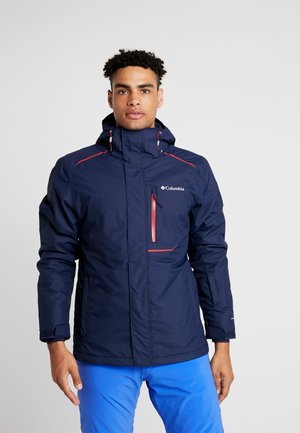 RIDE ON JACKET - Ski jas - collegiate navy