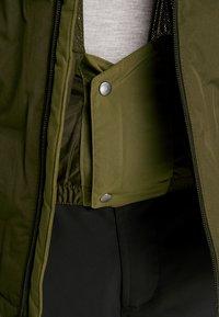 Columbia - WILD CARD JACKET - Skijacke - olive green/olive brown - 4
