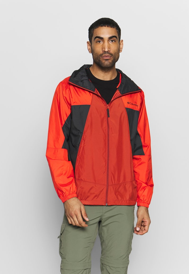 Columbia - POINT PARK™ - Veste coupe-vent - carnelian red/wildfire/shark