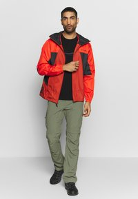 Columbia - POINT PARK™ - Veste coupe-vent - carnelian red/wildfire/shark - 1