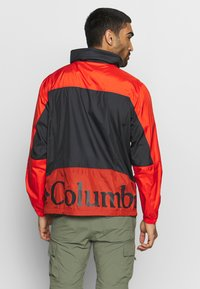 Columbia - POINT PARK™ - Veste coupe-vent - carnelian red/wildfire/shark - 2
