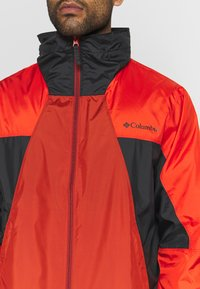 Columbia - POINT PARK™ - Veste coupe-vent - carnelian red/wildfire/shark - 5