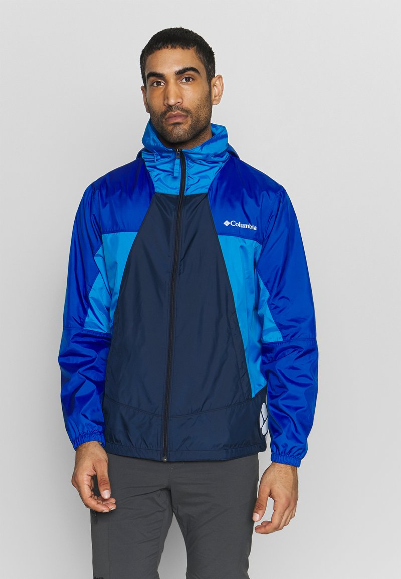 Columbia - POINT PARK™ - Veste coupe-vent - collegiate navy/azul/azure blue