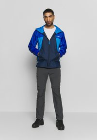 Columbia - POINT PARK™ - Veste coupe-vent - collegiate navy/azul/azure blue - 1