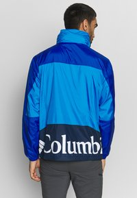 Columbia - POINT PARK™ - Veste coupe-vent - collegiate navy/azul/azure blue - 3