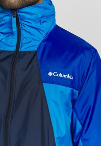 Columbia - POINT PARK™ - Veste coupe-vent - collegiate navy/azul/azure blue - 5