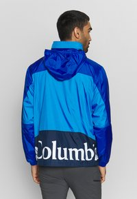 Columbia - POINT PARK™ - Veste coupe-vent - collegiate navy/azul/azure blue - 2