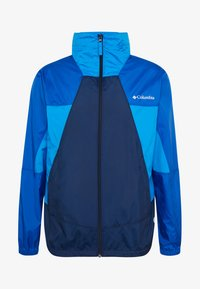 Columbia - POINT PARK™ - Veste coupe-vent - collegiate navy/azul/azure blue - 4