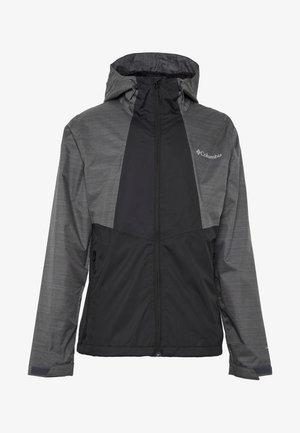 INNER LIMITS™ JACKET - Hardshell jacket - black/graphite heather