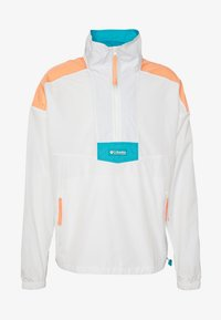 Columbia - SANTA ANA™ ANORAK - Veste coupe-vent - white/brigt nectar/clear water - 3