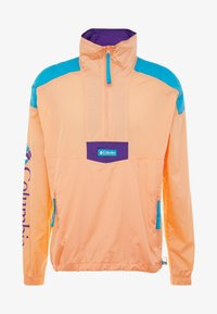 Columbia - SANTA ANA™ ANORAK - Veste coupe-vent - brigt nectar/clear water/vivid purple - 4
