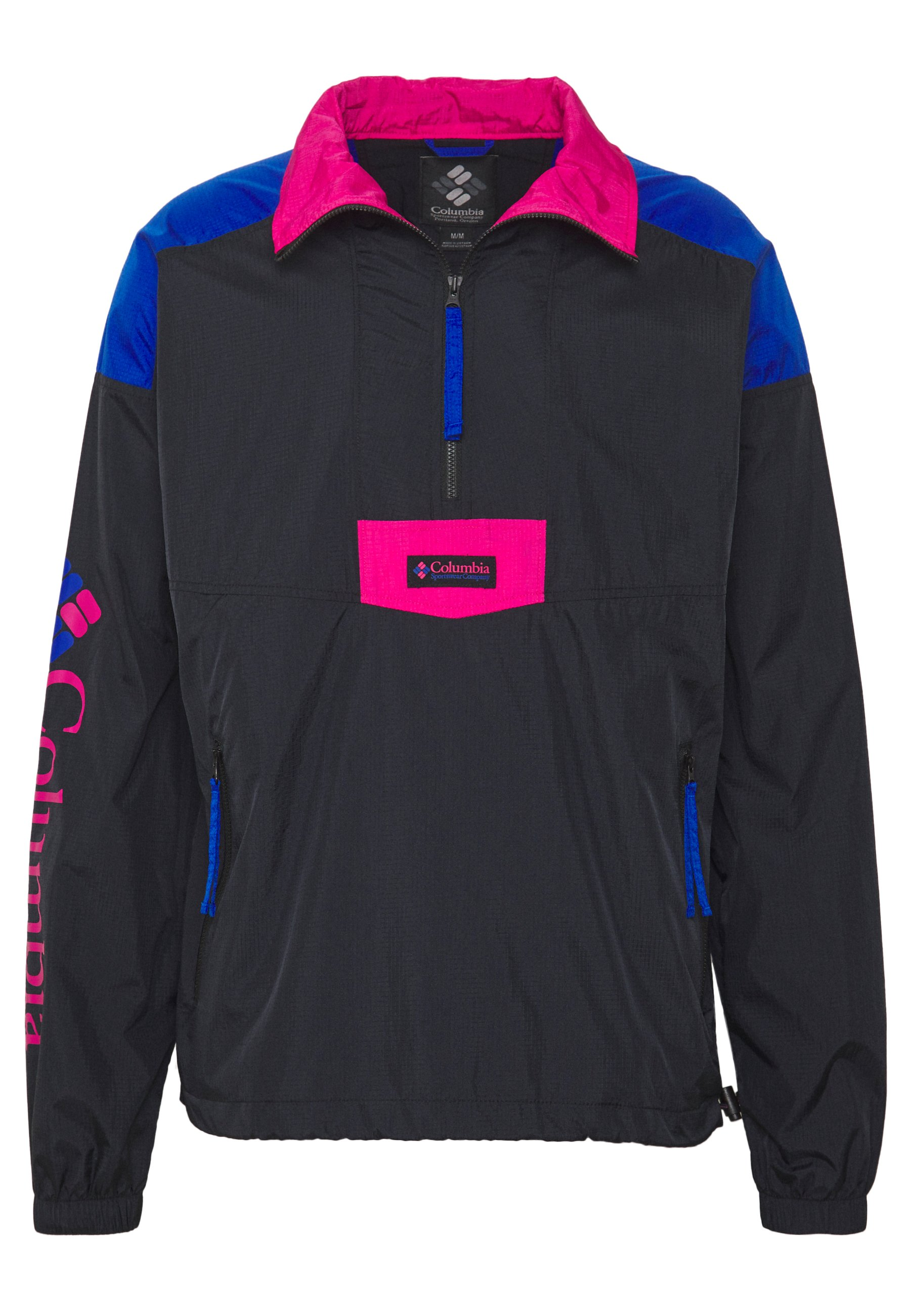 Columbia Santa Ana™ Anorak - Vindjacka Black/azul/cactus Pink