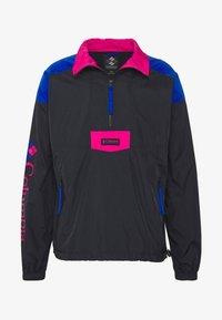 Columbia - SANTA ANA™ ANORAK - Veste coupe-vent - black/azul/cactus pink - 3