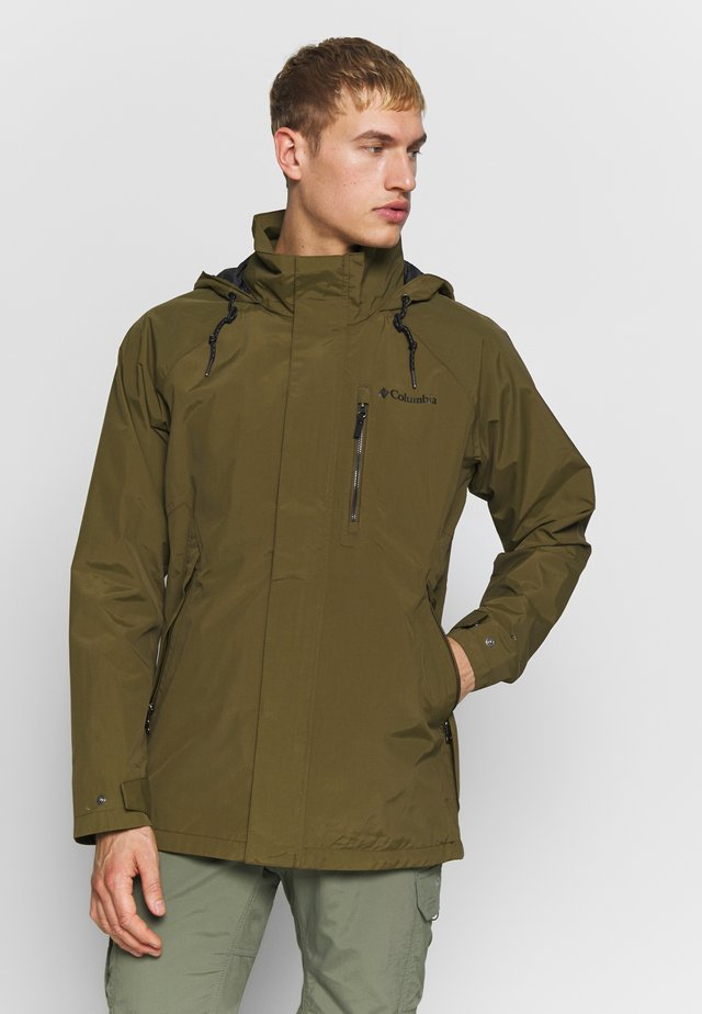 GOOD WAYS™ JACKET - Winterjacke - new olive