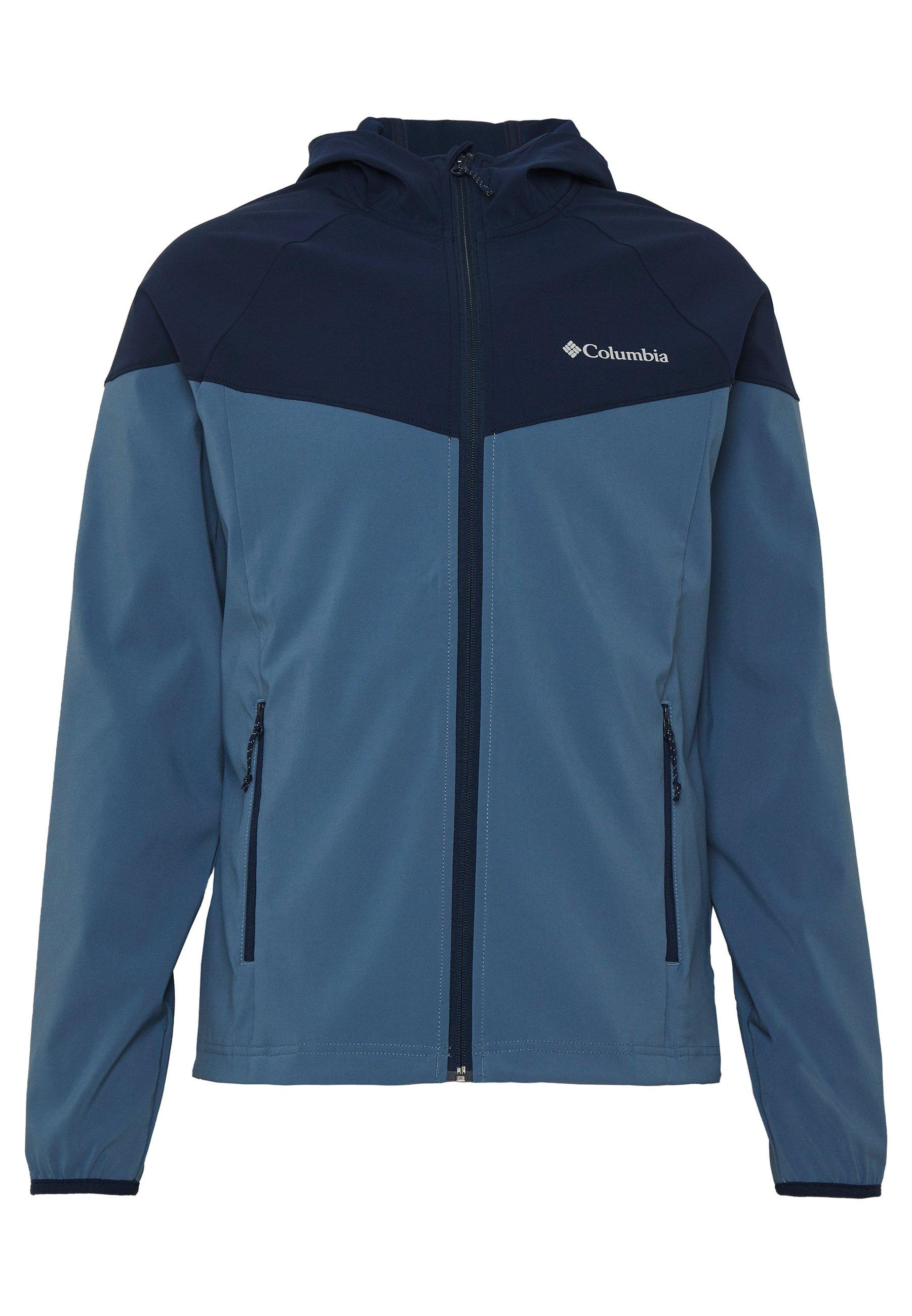 Columbia Heather Canyon™ Jacket - Softshelljacka Mountain/collegiate Navy