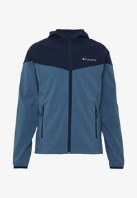 Columbia - HEATHER CANYON™ JACKET - Softshelljas - mountain/collegiate navy - 4