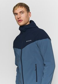 Columbia - HEATHER CANYON™ JACKET - Softshelljas - mountain/collegiate navy - 3