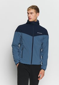 Columbia - HEATHER CANYON™ JACKET - Softshelljas - mountain/collegiate navy - 0