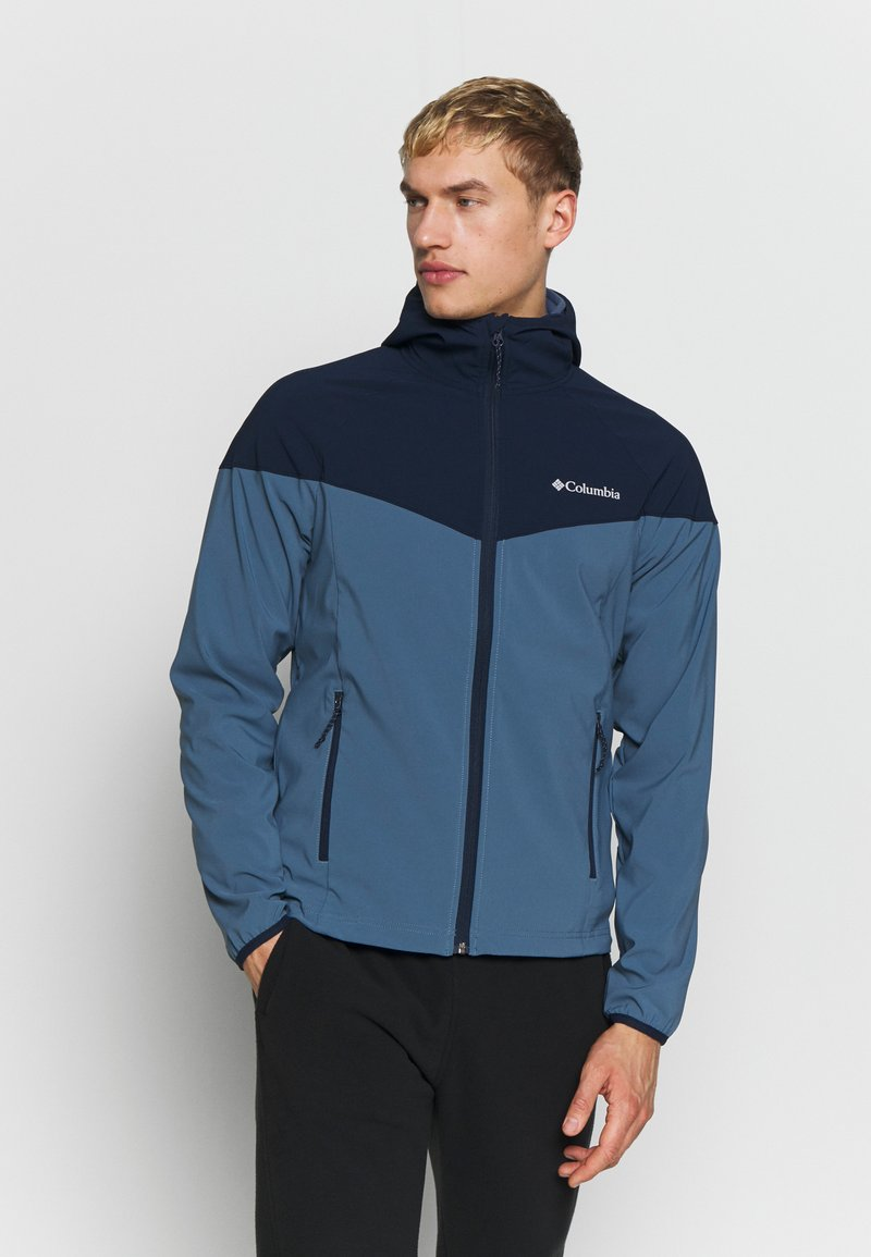 Columbia - HEATHER CANYON™ JACKET - Softshelljas - mountain/collegiate navy