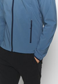 Columbia - HEATHER CANYON™ JACKET - Softshelljas - mountain/collegiate navy - 5