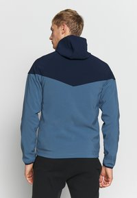 Columbia - HEATHER CANYON™ JACKET - Softshelljas - mountain/collegiate navy - 2