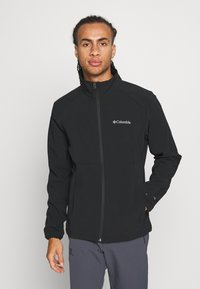 Columbia - HEATHER CANYON™ NON HOODED JACKET - Impermeable - black - 0