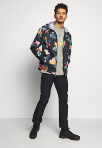 Columbia - FLASH FORWARD™ WINDBREAKER PRINT - Blouson - black - 1
