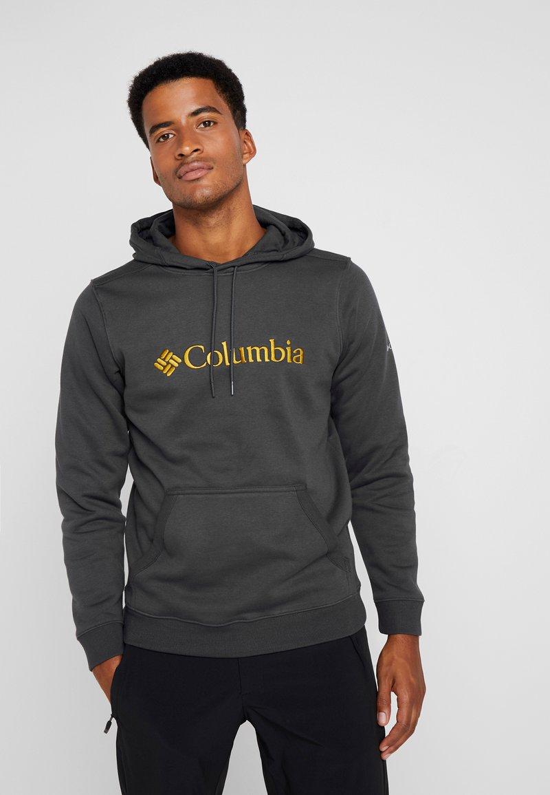 Columbia - BASIC LOGO HOODIE - Hoodie - shark