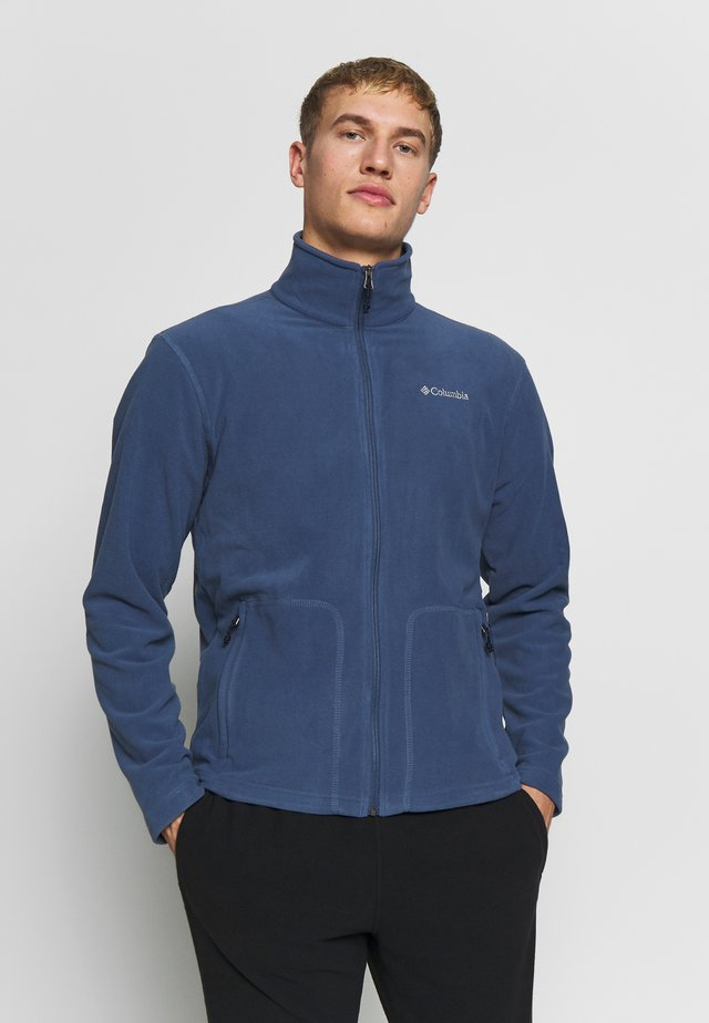 FAST TREK LIGHT FULL ZIP  - Fleecejacka - dark blue