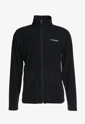 FAST TREK LIGHT FULL ZIP  - Fleece jacket - black