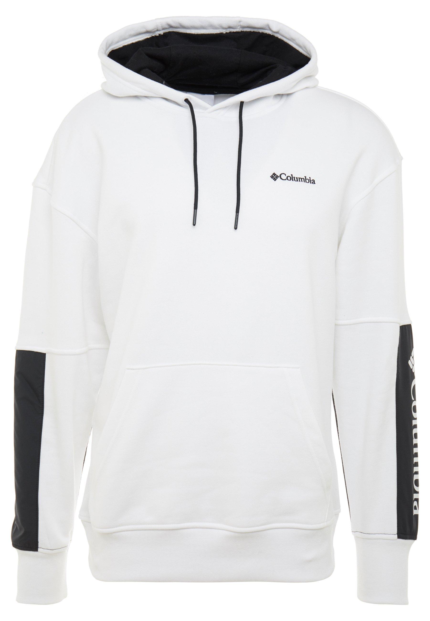 Columbia FREMONT™ HOODIE Sweat à capuche whiteblack
