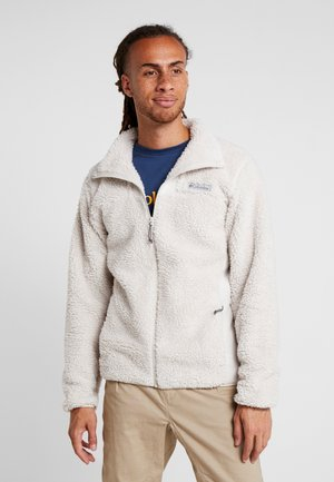 WINTER PASS FULL ZIP - Fleecejas - beige