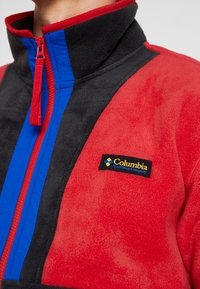 Columbia - BACK BOWL FULL ZIP  - Veste polaire - mountain red/black/azul - 4