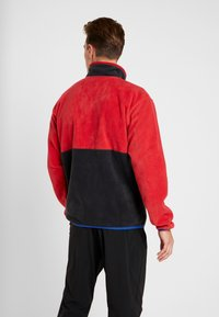 Columbia - BACK BOWL FULL ZIP  - Veste polaire - mountain red/black/azul - 2
