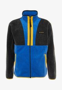 Columbia - BACK BOWL FULL ZIP  - Fleece jacket - azul/black/stinger - 4