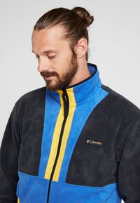 Columbia - BACK BOWL FULL ZIP  - Fleece jacket - azul/black/stinger - 3