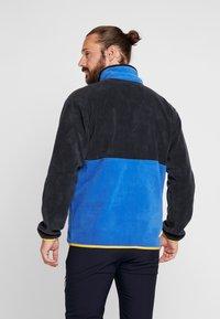 Columbia - BACK BOWL FULL ZIP  - Fleece jacket - azul/black/stinger - 2