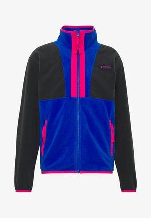 BACK BOWL™ LIGHTWEIGHT - Fleece jacket - black