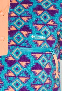 Columbia - HELVETIA™ HALF SNAP - Sweat polaire - clear water - 5